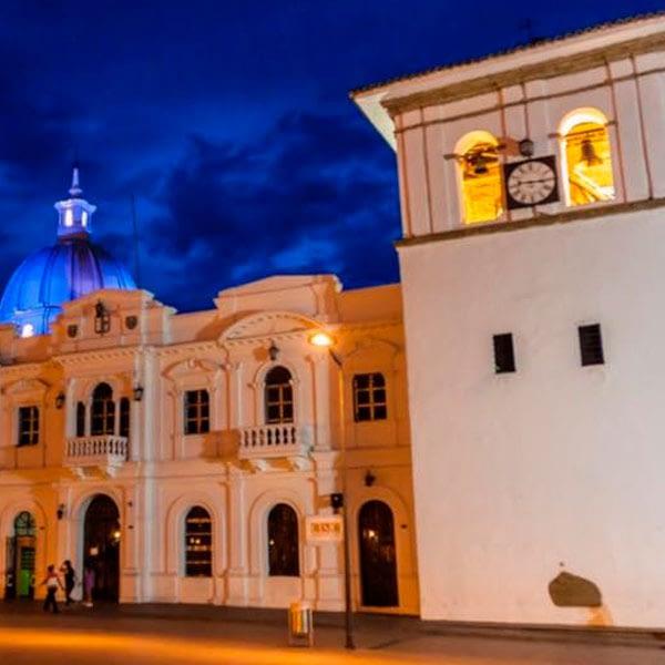 Popayán ciudad blanca