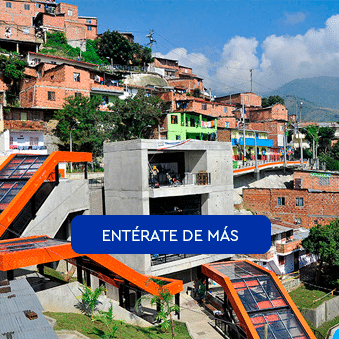 Tour Transformación Social Medellín