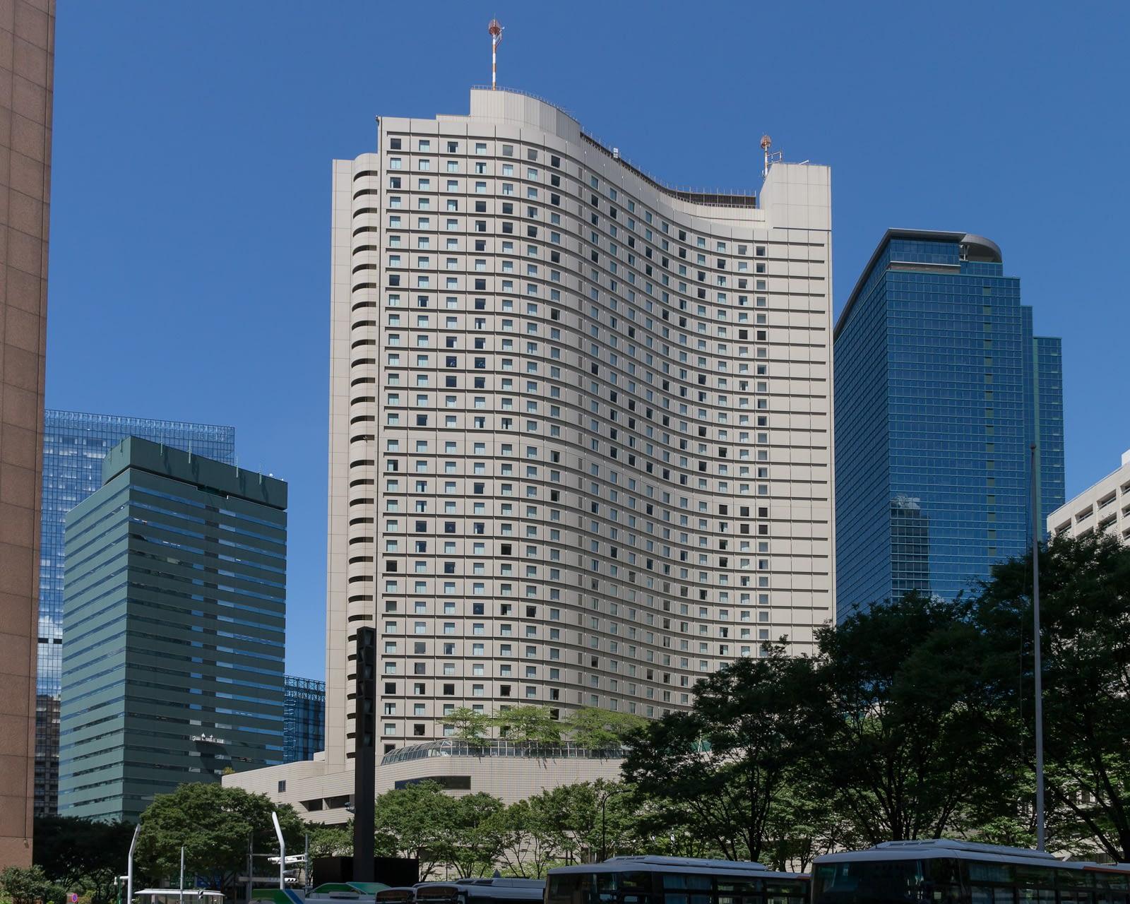 Shinjuku International Hilton Tokyo