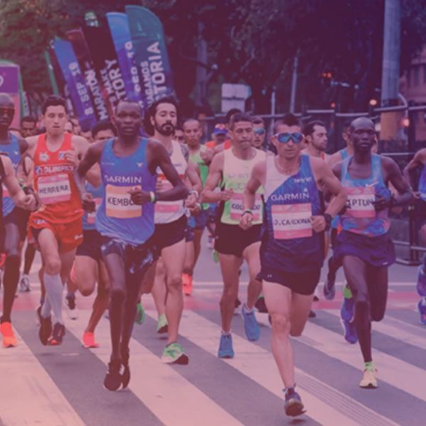 Maratón Medellín 2020