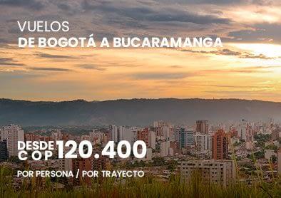 vuelo-bogota-bucaramanga