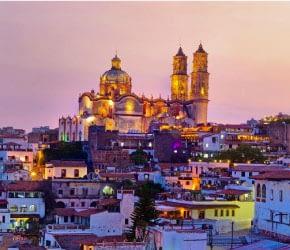 Mexico-Taxco-Acapulco